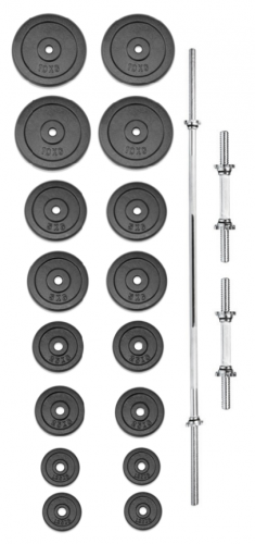Set TRINFIT činek PREMIUM XL kovový 90 kg