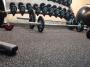 Podlaha do fitenss PROFI 30% vsyp 1g