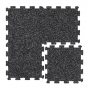 TRINFIT Sportovní gumová podlaha do fitness_puzzle_50_50_20%_4g