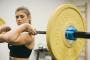 Olympijská činka TRINFIT 170 kg promo
