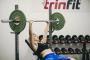 Olympijská činka TRINFIT 170 kg promo 5