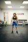 Olympijská činka TRINFIT 220 kg promo 9